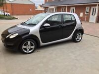 LOW MILES 1 YEAR MOT MERCEDES SMART FOR FOUR PASSION