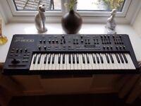 ROLAND JP-8000 Analog Modelling Synthesizer Keyboard