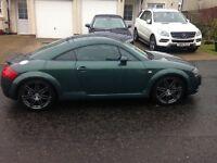 Audi TT mk1 225 Quattro