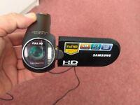 Samsung recording camera 1080 full HD