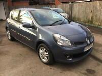 RENAULT CLIO,,1.5 DIESEL,,6 SPEEDS ,,MILEAGE 103000