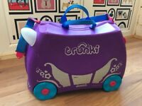 Trunki Limited Edition Cinderella As New