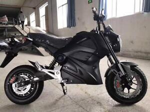 Electric Motorcycle - Volta X Limited Edition Model - NO LICENSE OR INSURANCE REQUIRED - FREE SHIPPING