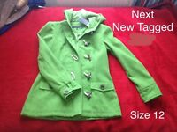 Next Ladies Jacket so 12