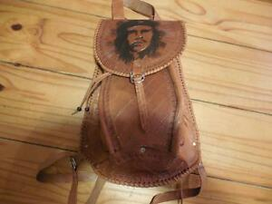 All Leather Che Guevara bag