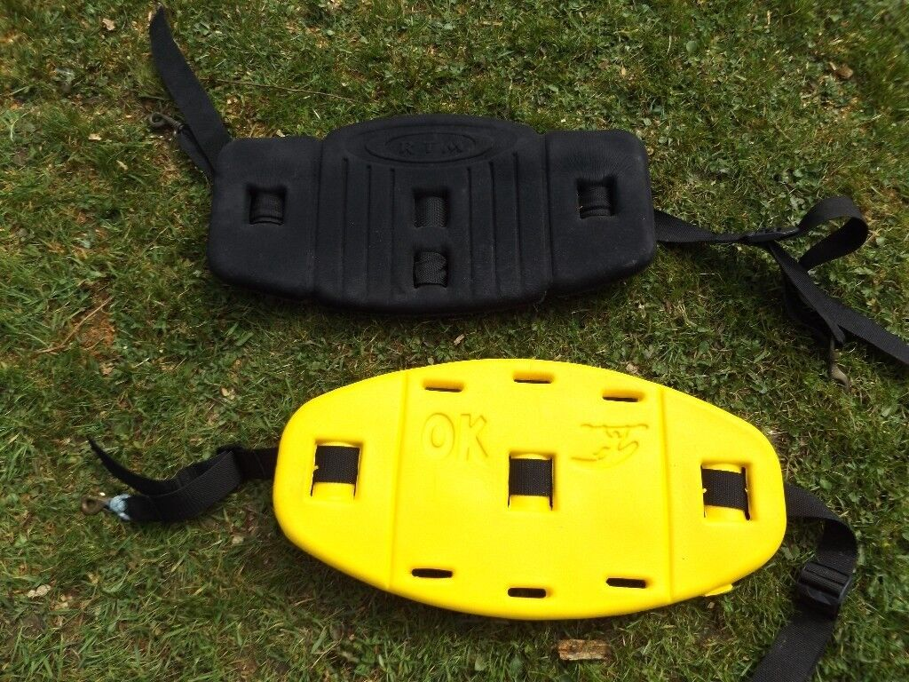 SOT Kayak backrests - RTM and Ocean - will post see ad