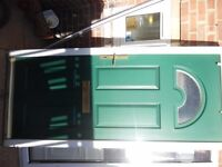 upvc front door £25