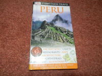 DK Eyewitness Travel Guide- Peru