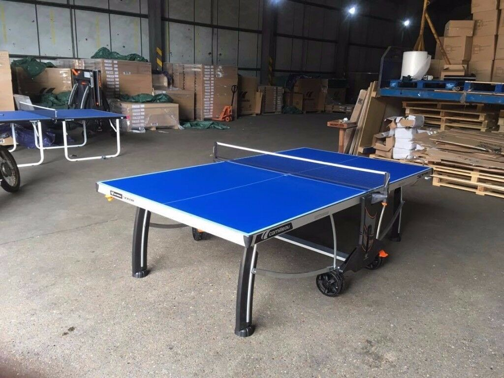 Cornilleau performance 500m crossover outdoor table tennis table good condition in braintree - Gumtree table tennis table ...