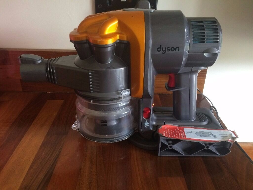 wall mount handheld dyson dc16 vacuum cleaner   in lower earley