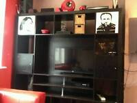 Ikea tv cabinet stand upto 50' tv good condition