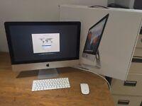 "Apple iMac 21.5"" Late-2015 18 Months Apple Care 2.8GHz i5 Quad Core MK442B/A"
