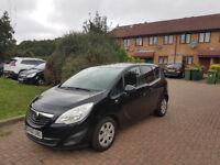 2010 Vauxhall Meriva 1.4 petrol