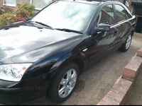 FORD MONDEO BLACK ONE OWNER UNTOUCHED ENGINE GENUINE LOW MILAGE