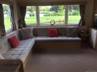 Haggerston Castle Lakefront Deluxe caravan Available for hire ***Easter Weekend***