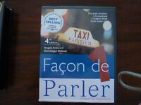 French for beginners - Level 1- book and CDs