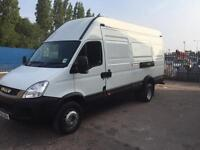 IVECO DAILY 70c17 3.0 twin axle 60reg