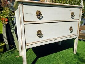 Vintage Chests of Drawers x2