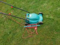 Bosch lawnmower Rotax 320