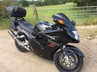 Honda CBR1100XX Super Blackbird My1999