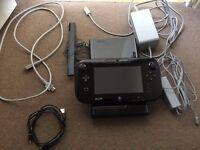 Nintendo Wii U - Black Handheld System