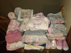 3-6 month baby girl bundle