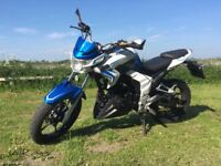 Lexmoto venom 125cc 2016