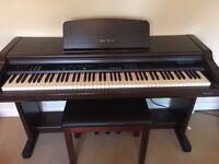 Technics Digital Piano. Full size 88 hammer action keys