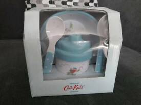 Cath Kidston Baby Dining Set - Brand New