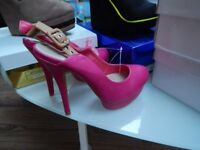 Ladies shoes & sandals & boots - job lot sizes 5,6,7,8 only £150 or nearest offer