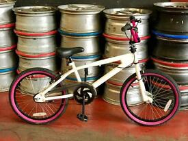 Muddy Fox Angel BMX bike