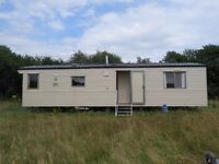 2011 Willerby Rio static caravan. Immaculate . Off site private sale £12500