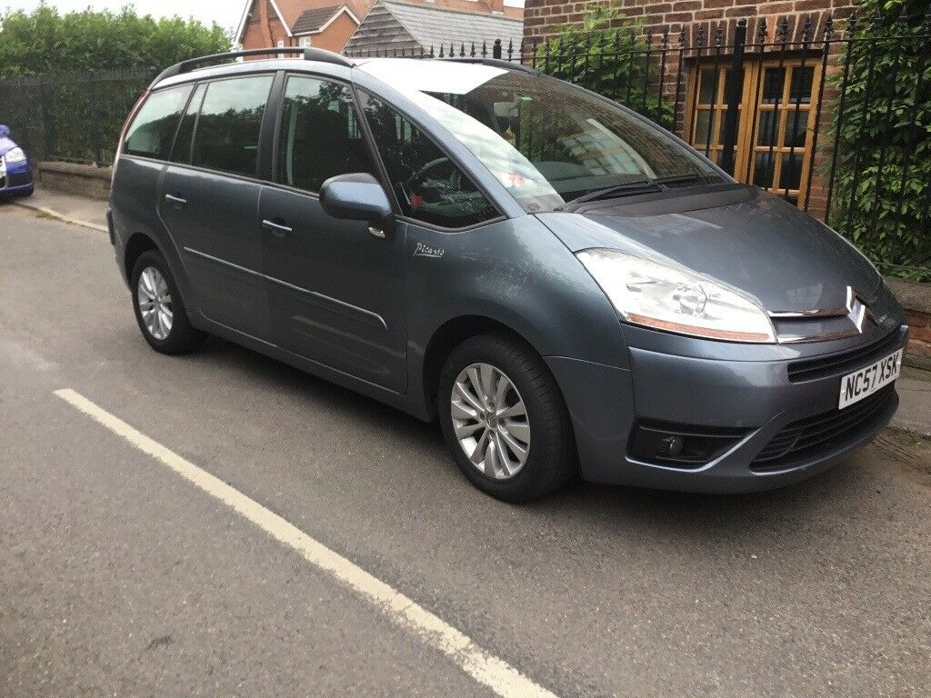 citroen c4 grand picasso 1 6 hdi diesel 7 seater manual gearbox in nottingham nottinghamshire. Black Bedroom Furniture Sets. Home Design Ideas