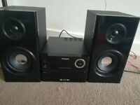 Mini hi fi system for sale