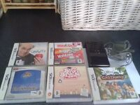 LAST CHANCE TO BUY Nintendo Game Console and 5 Games