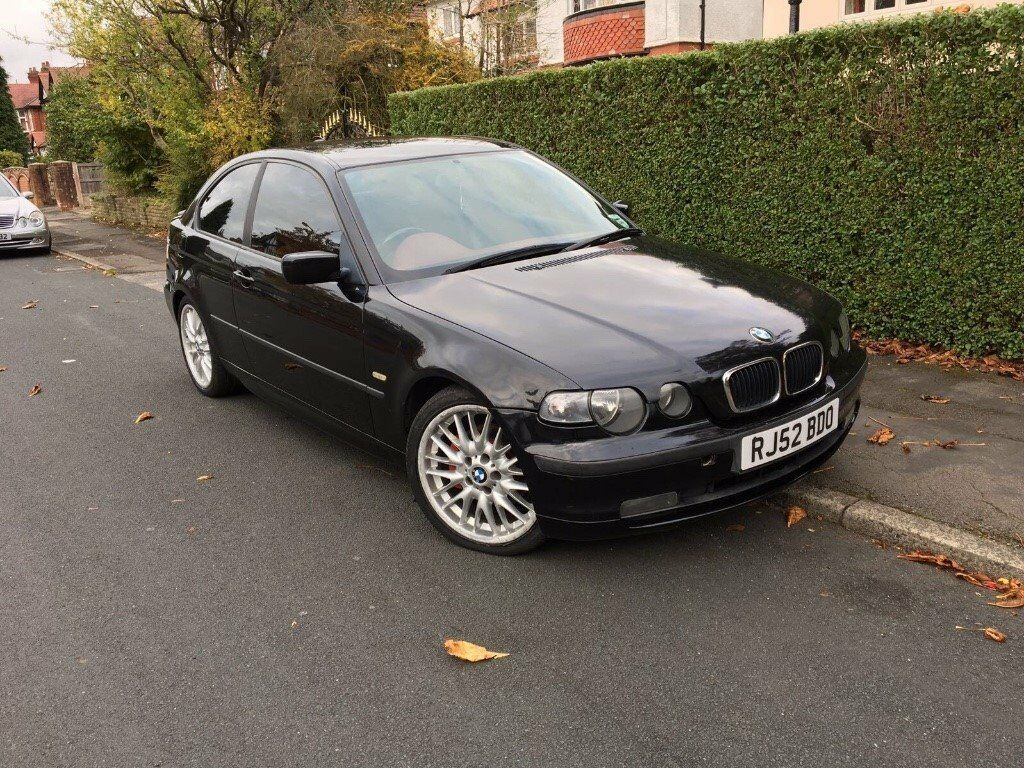 BMW COMPACT 325I 2003 SPORT AUTOMATIC FULL RED LEATHER | in ...
