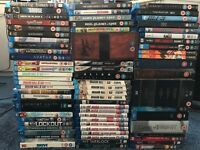 """276 BluRays Available - Large """"Like New"""" Collection!"""