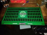 AUTHENTIC HEINEKEN BEER PLASTIC BAR DRIP TRAY HOME BAR / PUB / MAN CAVE