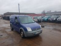 FORD TRANSIT CONNECT 2006REG FOR SALE