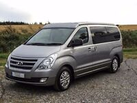 *New* Hyundai i800 4 berth campervan with 5 belted seats