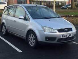 FORD C MAX 2005 (05 REG)*£849*LOW MILES*MPV*5 DOOR*MANUAL*CHEAP CAR TO RUN*PX WELCOME*DELIVERY