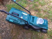 McGregor 21.6v cordless rotary lawn mower