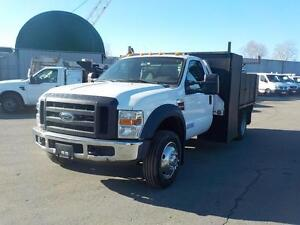 2008 Ford F-450 SD Regular Cab Service Truck 2WD Dually Diesel
