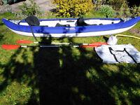 Kayak Aquaglide Chinook Tandem 3 Inflatable Kayak