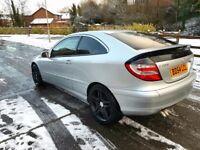 C class 2004 c200 cdi 6 speed facelift 12 months mot px a3 a4 a6 118d 120d 320d 520d golf Leon astra
