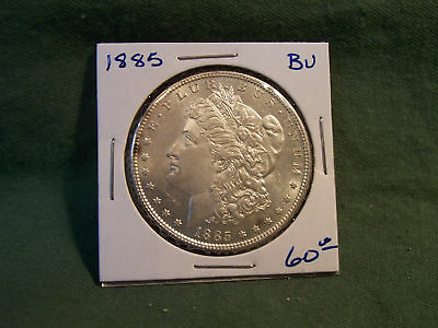 1885 Bu Morgan Silver Dollar  See More In Store