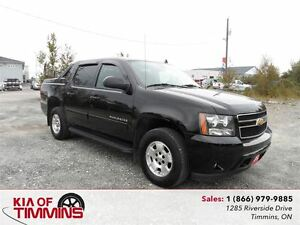 2012 Chevrolet Avalanche 1500 LT REAR CAMERA ONE OWNER