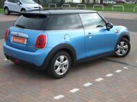 MINI Hatch COOPER (blue) 2015-05-15
