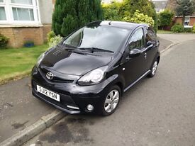 Toyota Aygo 2012 semi-auto Low Mileage