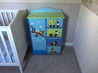 Mini Nursery Wardrobe For Sale